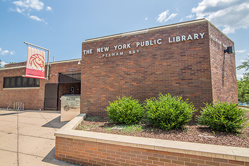 Pelham Bay Library picture